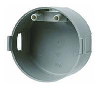 Подрозетник с защитой от детей 22мм на 45мм Berker Integro/MOBIL R TWIN Серый (9182001)