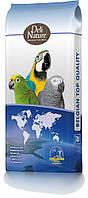 DELI NATURE №64 Корм для крупных попугаев + цукаты и сухофрукты 15кг