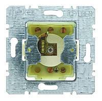Жалюзийный замочный выключатель для профильных полуцилиндров 10А/250В Berker IP44 (382120)