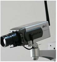 Видеокамера муляж с датчиком движения Camera Dummy PT 1400 (камера обманка, камера муляж), фото 1