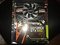 Видеокарта Inno3D GeForce GTX650 Green N65G-4SDV-E5CW, 2048Mb/128Bit/DDR5, PCI-E