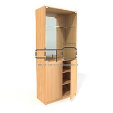 Вітрина шафа (задня стінка дзеркало), фото 2