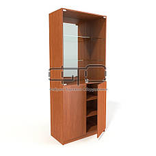 Вітрина шафа (задня стінка дзеркало), фото 3