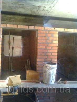 Кладка стен из кирпича, фото 2