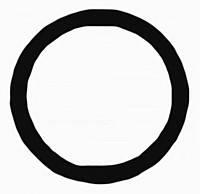Декоративное кольцо/адаптер Berker MOBIL R TWIN Чёрный (9196905)
