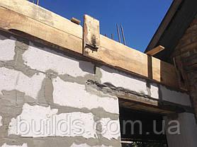 Кладка стен из пеноблока, газоблока, фото 3
