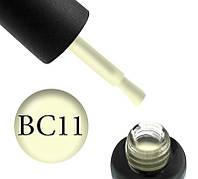 Гель-лак Naomi Boho Chic BC11 (молочно-желтый) 6 мл