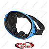 Маска для плавания Акванавт UR PL-3791 (резина, пластик, каленое стекло)