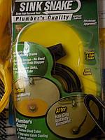 Оборудование для чистки раковины,умывальника Sink snake, фото 1