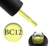 Гель-лак Naomi Boho Chic BC12 (желтый) 6 мл