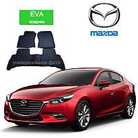 Автоковрики EVA для Mazda 3
