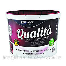 Латексная краска Qualita от Primacol Professionаl