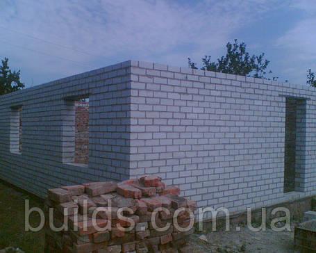 Кладка стен из силикатного кирпича, фото 2