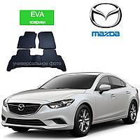 Автоковрики EVA для Mazda 6