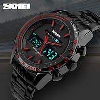 Чоловічий спортивний годинник Skmei Army 1131 по супер ціні! Гарантія!
