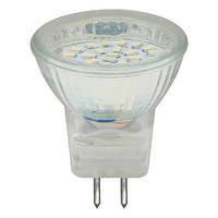 Лампа светодиодная LB-270 MR11 G5.3 230V 2W 26LED 4000/6400K
