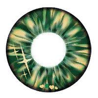 Зеленые линзы для зрения