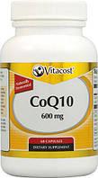 Vitacost CoQ10 Maximum Strength  600 mg  60 ЖК