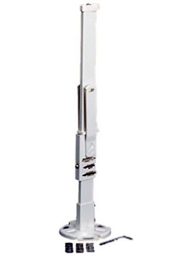 Крепление регулируемое напольное для радиаторов Purmo (300-900 мм)
