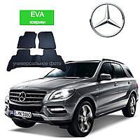Автоковрики EVA для Mercedes-Benz ML-class