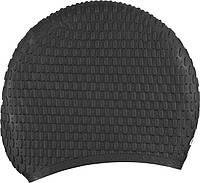 Женская шапочка для бассейна Cressi Sub Lady Cap; чёрная