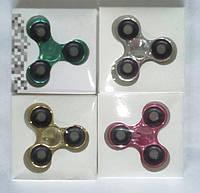 Спиннеры цветные глянцевые, в кор. 6*6см