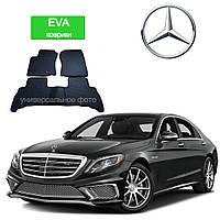 Автоковрики EVA для Mercedes-Benz R-class