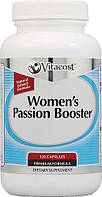 Vitacost Women's Passion Booster  натуральные экстракты 120 капс