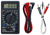 Мультитестер цифровой (мультиметр) DT-838 Мультиметр!Акция