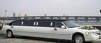 Аренда эксклюзивного лимузина линкольн с кожаной крышей , фото 1