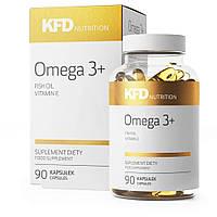 Купить Omega-3+ KFD Nutrition 90 caps.