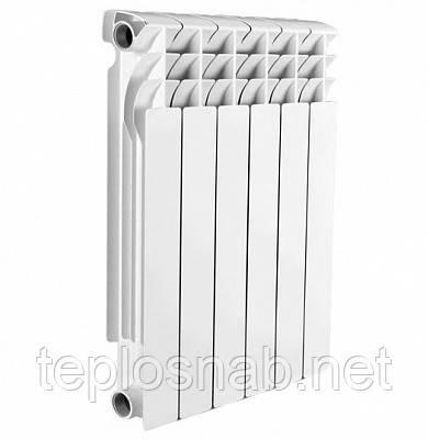Биметаллический радиатор KIRAN 500/96 (Украина), фото 2