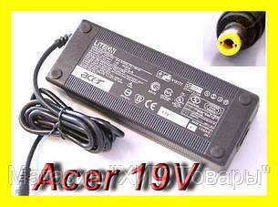 Блок питания для ноутбука Acer 19V 4.74A + КАБЕЛЬ, фото 2