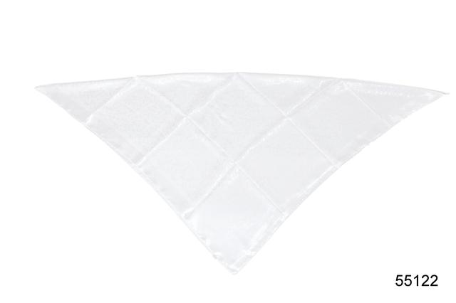 Турецкий шелковый атласный жемчужный платок 2
