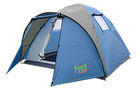 Палатка четырехместная GreenCamp 1004