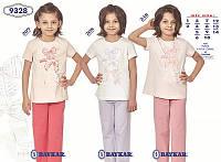 Пижама для девочки BAYKAR (7-10 )