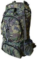 Рюкзак туристический камуфляжный 75 L