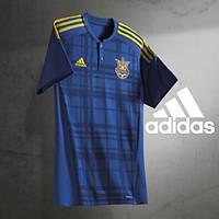 Футболка игровая сборной Украины Adidas FFU Away Jersey, фото 1