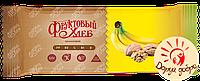 Батончик злаковый «Фруктовый Хлеб» Банан 60 гр. упаковка 12 шт