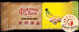 Батончик злаковий «Фруктовий Хліб» Банан 60 гр. упаковка 12 шт