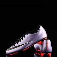 Бутсы футбольные Nike Mercurial Vortex II FG, фото 1