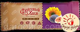 Батончик злаковий «Фруктовий Хліб» Інжир-соняшник 60 гр. упаковка 12 шт