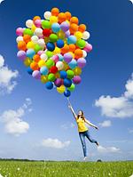 Воздушные шарики Gemar balloons 100 шт