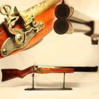 Сувенирный мушкет с зажигалкой ZM106, фото 1