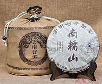 Чай пуэр Шу Nan Nuo Shan 357 Гр.