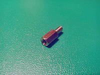Стійка шестигранна опорна, монтажна, межплатная М3 , 8 мм