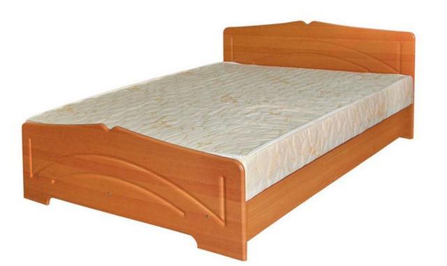 Кровать двуспальная Гера