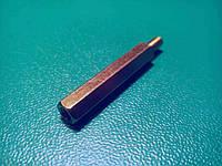 Стійка шестигранна опорна, монтажна, межплатная М3 , 25 мм