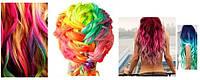 Канекалон сериал Школа Ники волосы Накладные цветные пряди.разноцветные накладные волосы пряди