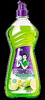 Засіб для миття посуду Porada з ароматом Лайму 1 л